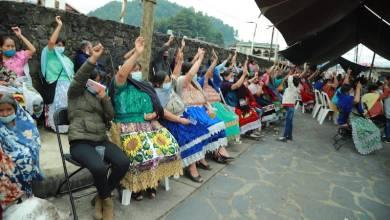 Angahuan, consulta, comunidad indígena