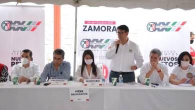 Eligio González,PRI Michoacán