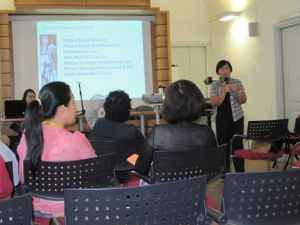 Ms. Mai lecture on Investment Funds