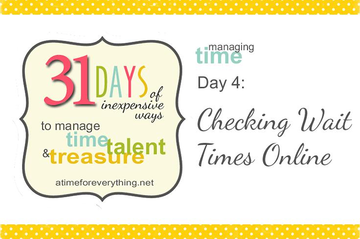 31 Days Day 4