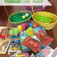 30 Non-Candy Items for Your Toddler Easter Baskets
