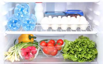 Your refrigerator is a good place to start healthy eating.