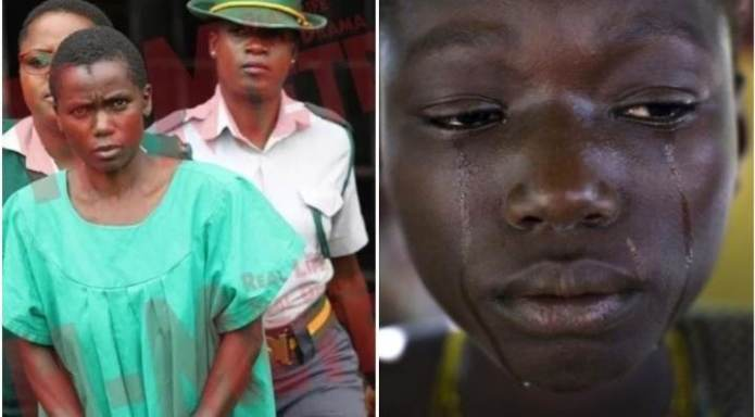 40-year-old HIV positive maid allegedly m0lests and infects boss' 10-year-old son