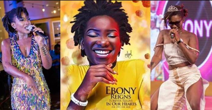Late Ebony Reigns shocked her followers with a  video on her snapchat [watch]