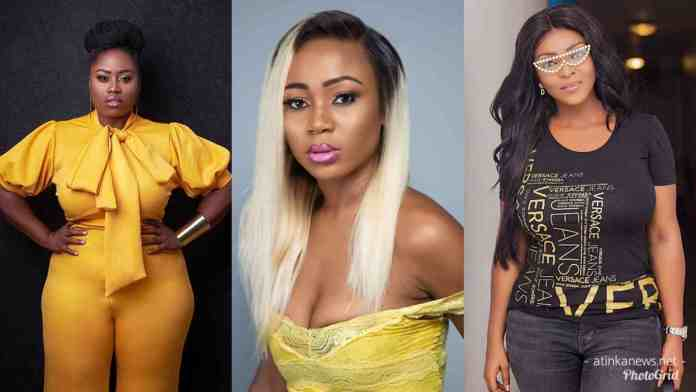 Yvonne Okoro, Lydia Forson allegedly drop movie roles because Rosemond Brown