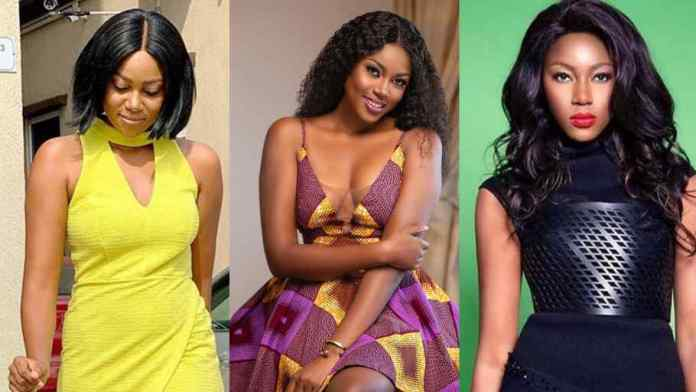Actress Yvonne Nelson finally speaks on reports of her 'wedding to Italian man'