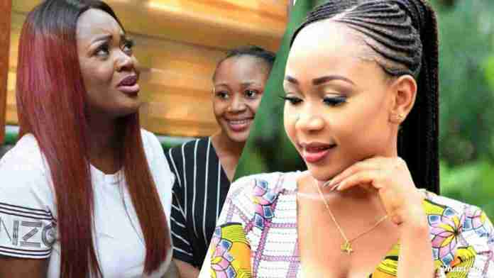 Akuapem Poloo shares photo of Jackie Appiah without makeup on her birthday