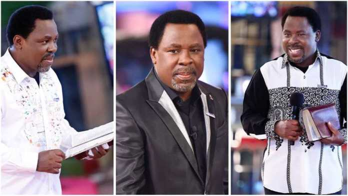 I saw six angels as they carried TB Joshua: Prophecy of popular pastor drops [video]