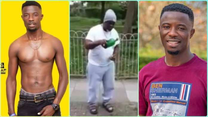 Kwaku Many has debunked the allegations of being cursed for sleeping with another man's wife [video]