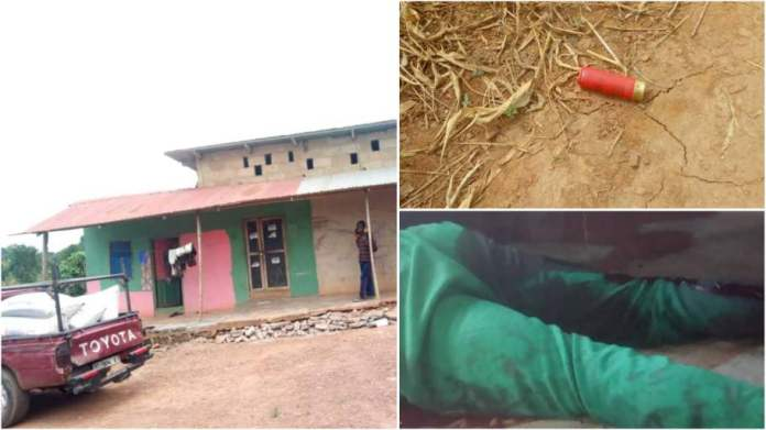 WASSCE graduate Tabiri Emmanuel shot in his sleep at Mfensi