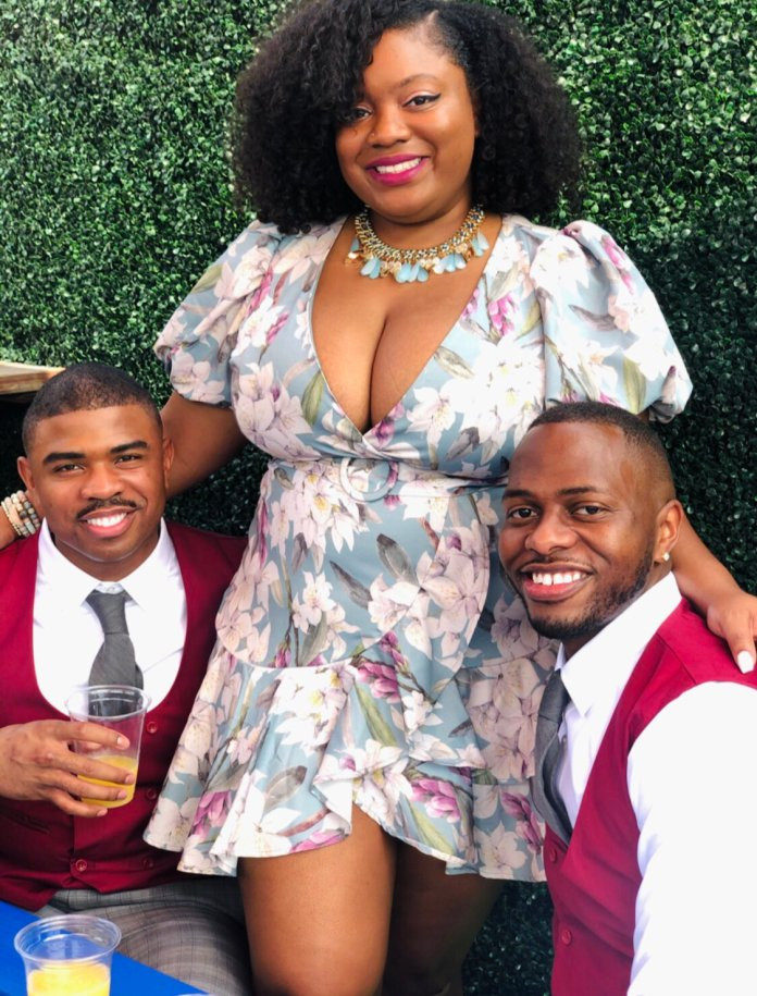 Photos: Woman Married To Two Men Reveals Why She Did That. 13
