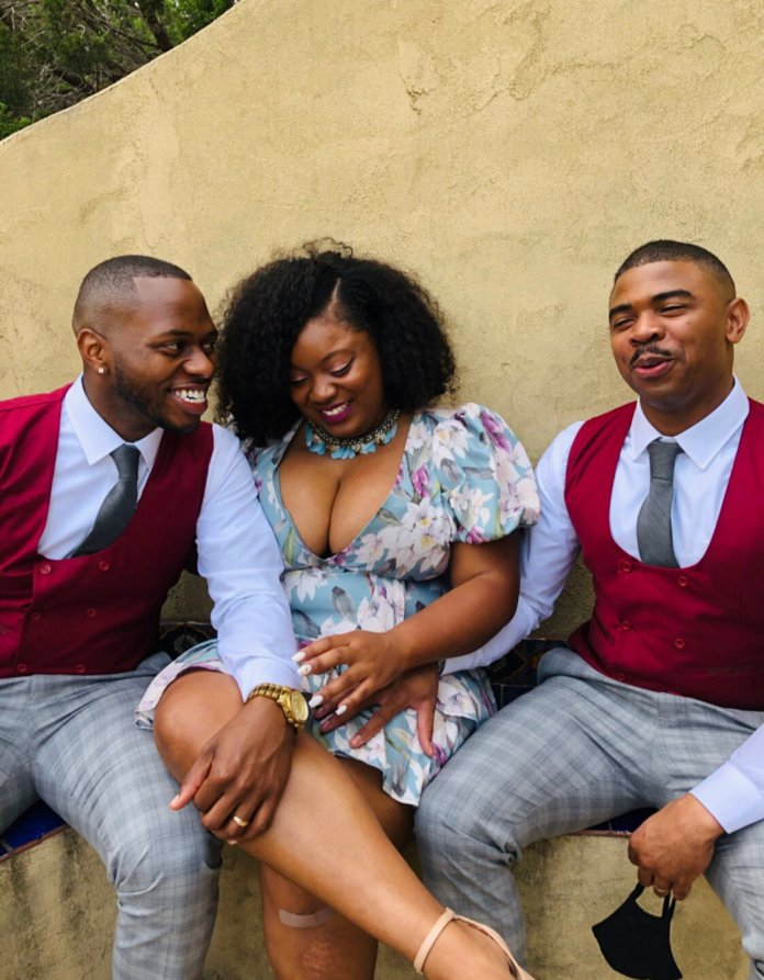 Photos: Woman Married To Two Men Reveals Why She Did That. 16
