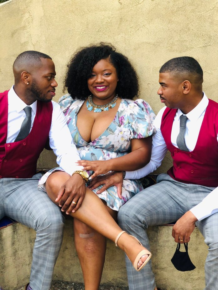 Photos: Woman Married To Two Men Reveals Why She Did That. 15