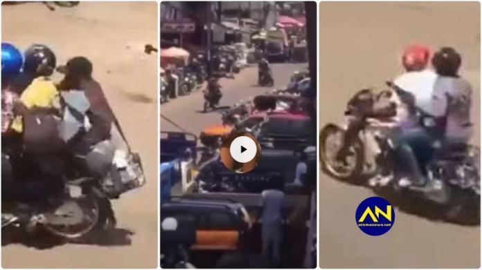 Daylight robbery in Kumasi Alabar
