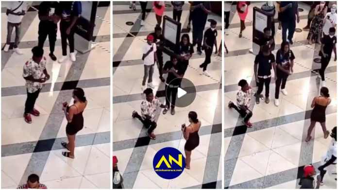 Proposal gone wrong