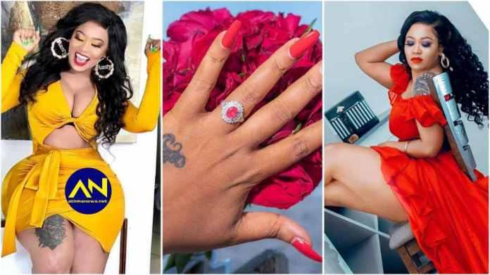 Vera Sidika is engaged