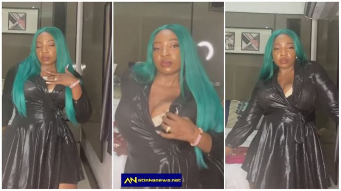 Actress Anita Joseph 'fights' fans who berated her for posting this video online