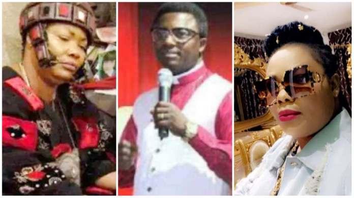 Nana Agradaa and Prophet Opambour