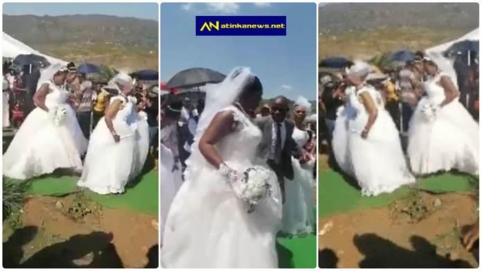 man marries 4 wives
