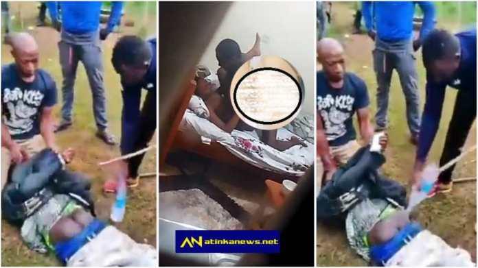 Man beaten