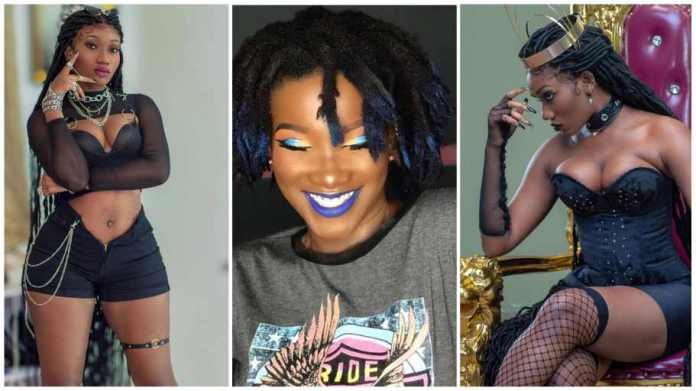 You will die! – Wendy Shay rain curses on a troll for comparing her to Ebony Reigns
