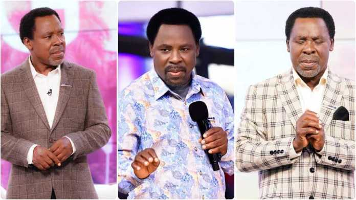 YouTube blocks TB Joshua for 'casting out homosexuality spirit' from members
