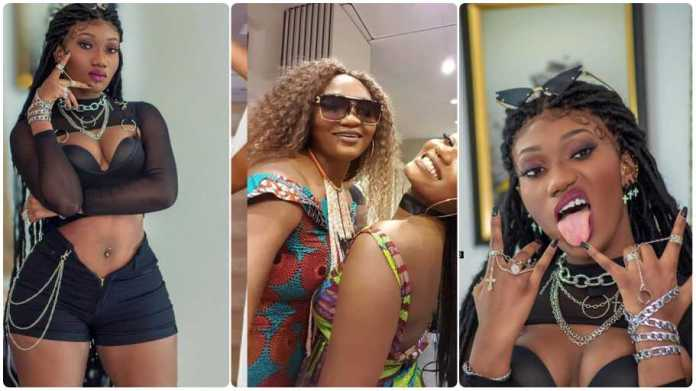 Wendy Shay's mum loses her cool, fires Keche Joshua, others claiming her daughter is on drugs [Watch]