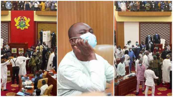 """""""Why I sat quietly through all the chaos in parliament""""- Kennedy Agyapong finally speaks"""