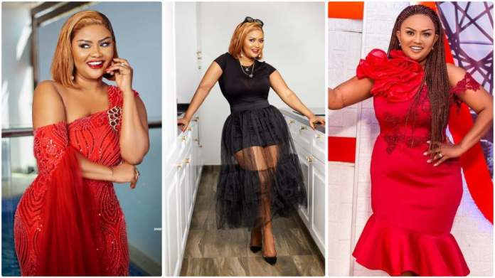 Nana Ama McBrown dressing styles