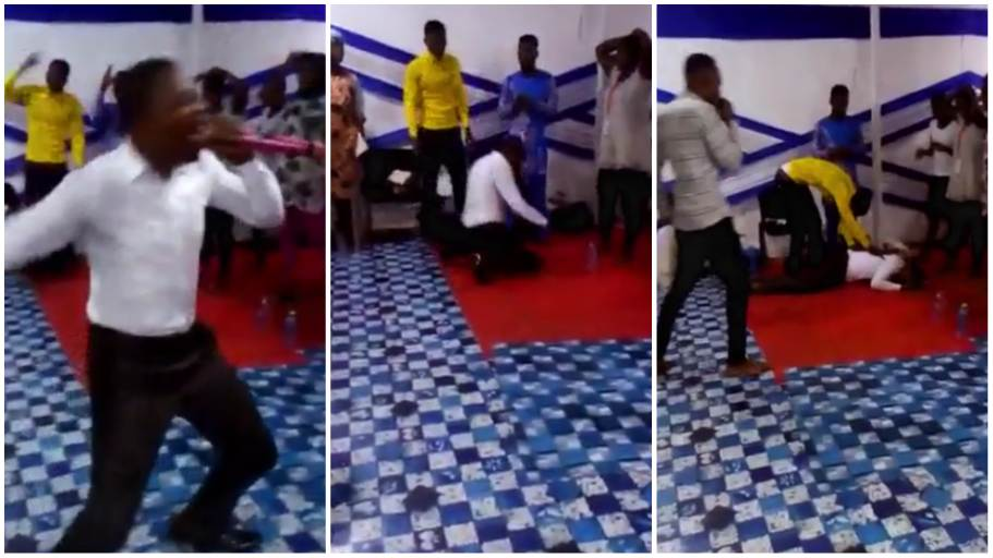 Ghanaian pastor dies mysteriously while preaching in church