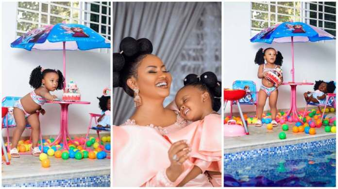 Nana Ama McBrown daughter birthday