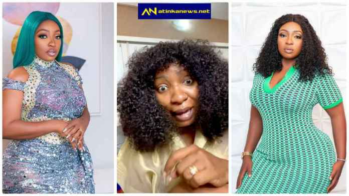 Nollywood actress Anita Joseph fights dirty with a troll during instagram live season [video]