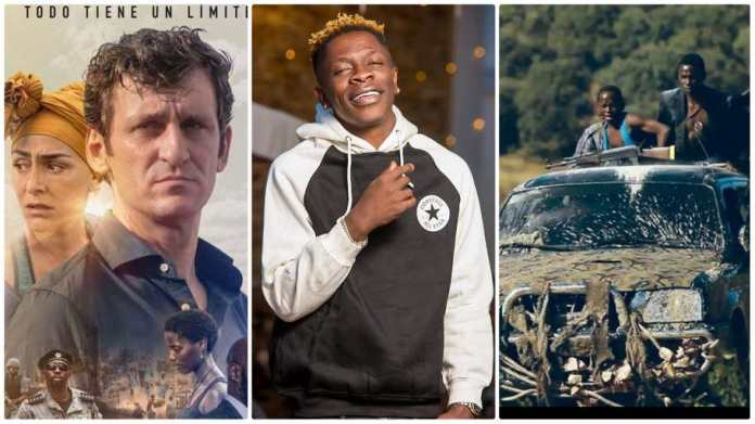 Shatta Wale song featured in French movie Black Beach