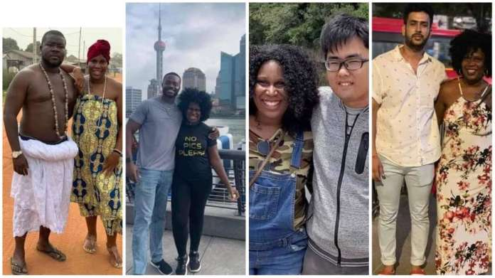 Woman boldly shares photos of 20 men she has slept with globally on social media