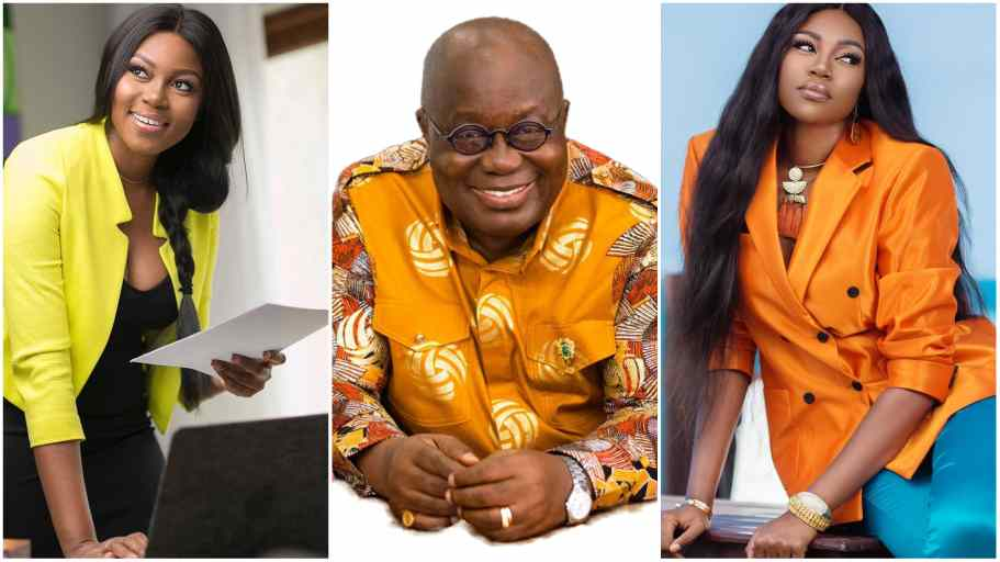 Actress Yvonne Nelson's 'anger is building up' message to Akufo-Addo stokes controversy