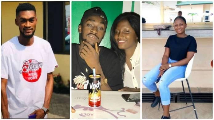 Anthony Dordorye murdered his girlfriend Harriet Kafui Ahiati at Ho