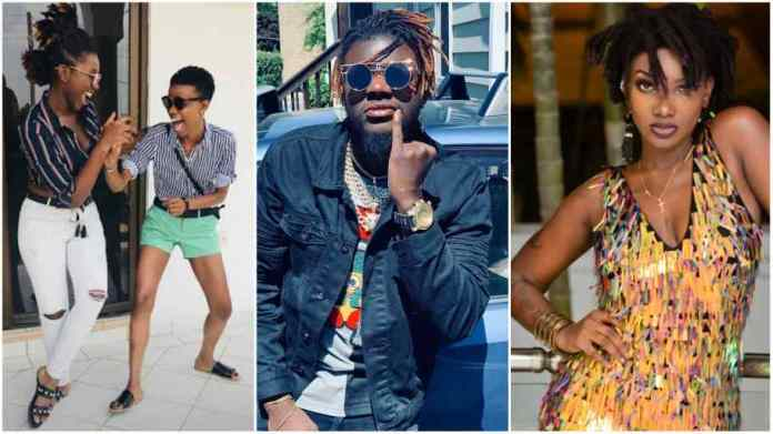 Ebony Reigns lesbian