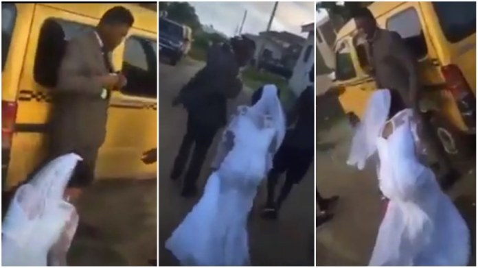 Groom cancels wedding after catching bride kissing another man