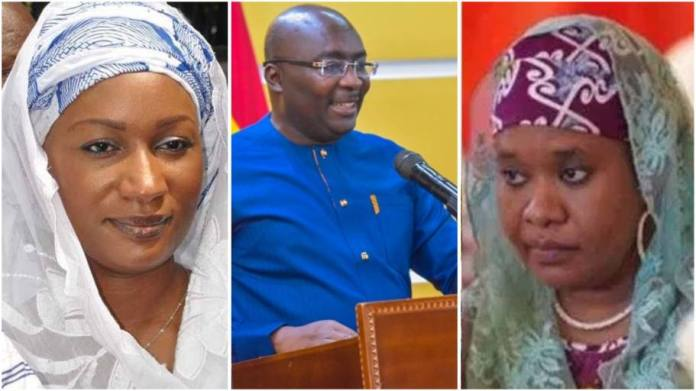 Bawumia finally breaks silence on first wife Ramatu Bawumia