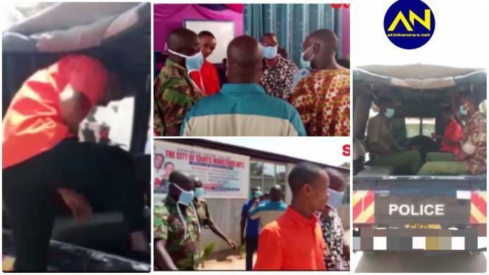Pastor nabbed after prayer to resurrect a dead boy