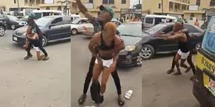 I don't need your money, stop following me – Sakawa Boy storms out of posh car as he runs mad [Video]
