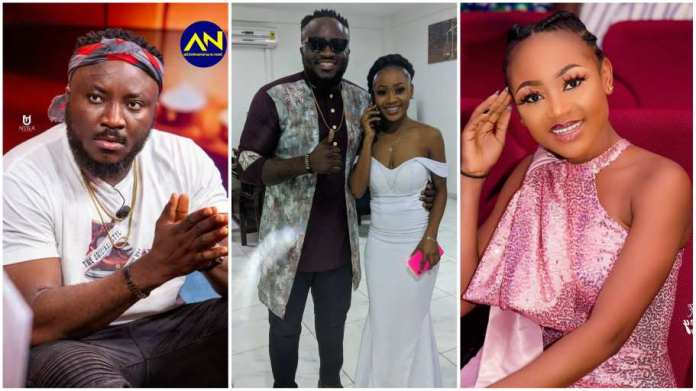 Actress Akuapem Poloo accuses DKB of keeping money meant for her