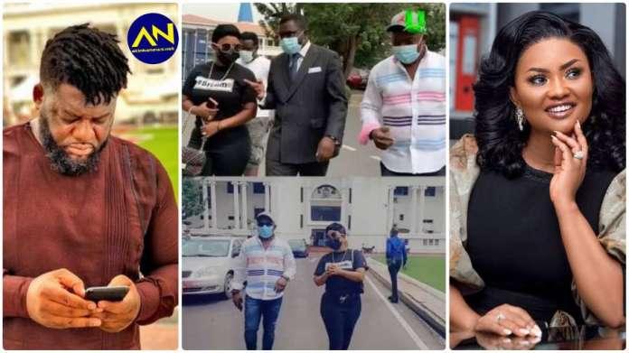 Bulldog's case of threat against President Nana Akufo-Addo.