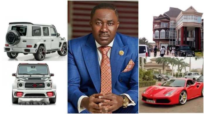 God should bless everybody because being rich alone is not fun – Kwame Despite prays [Watch]