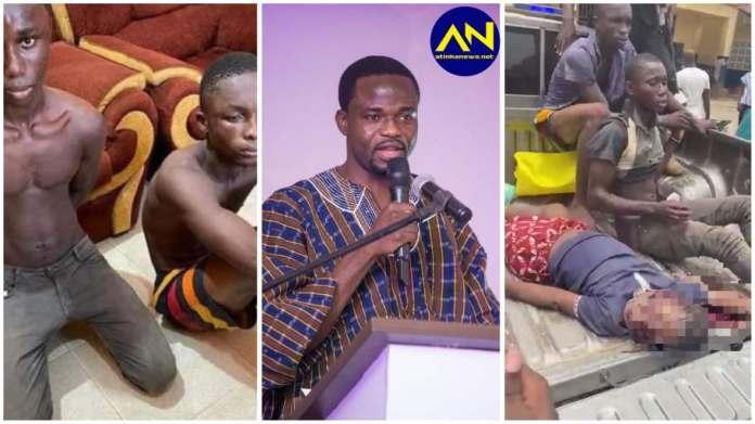 Investigative journalist, Manasseh Azure names 'accomplices' of Kasoa sakawa murderers