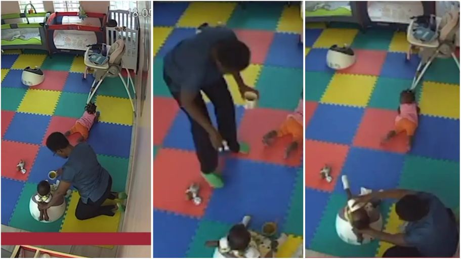 How a caregiver maltreated 11-month-old baby to death [watch]