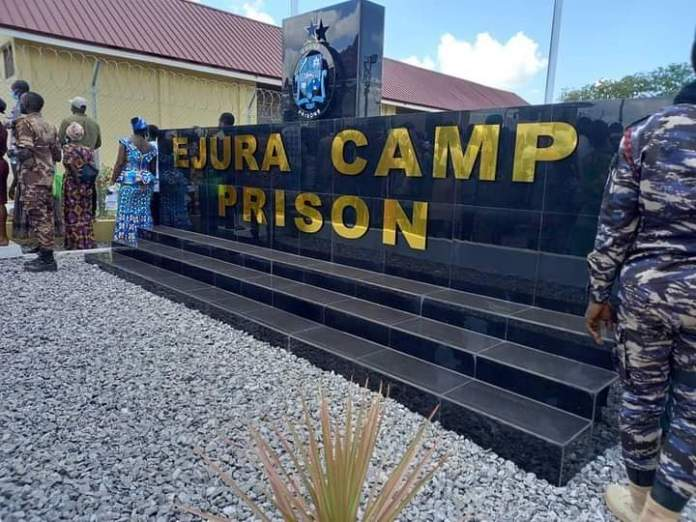 Ultra Modern Prison Camp built by the Church of Pentecost