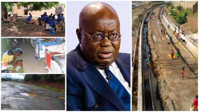 #FixTheCountry: Ghanaians descend on Akufo-Addo government over hardships