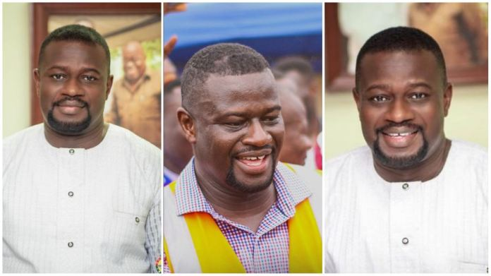 Gyimie Fix yourself first – NPP MP Annoh-Dompreh blasts Ghanaians shouting #FixTheCountry