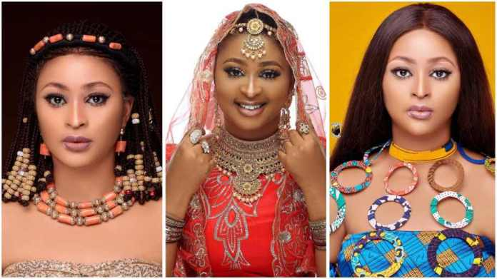 Nollywood actress Etinosa Idemudia's second marriage crashes less than a year